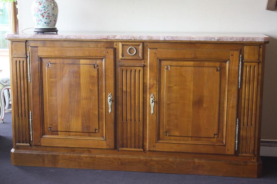 Incroyable Comment rénover un meuble ancien? WH-81